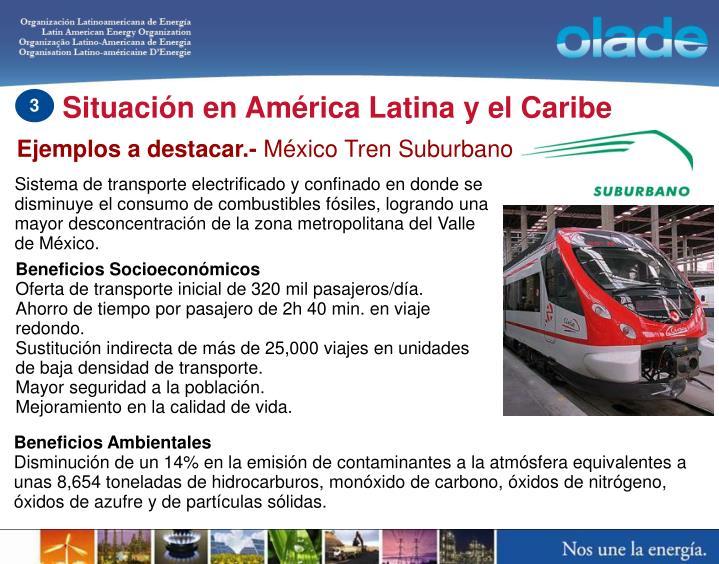 Situación en América Latina y el Caribe