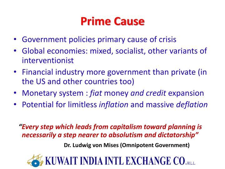 Prime Cause