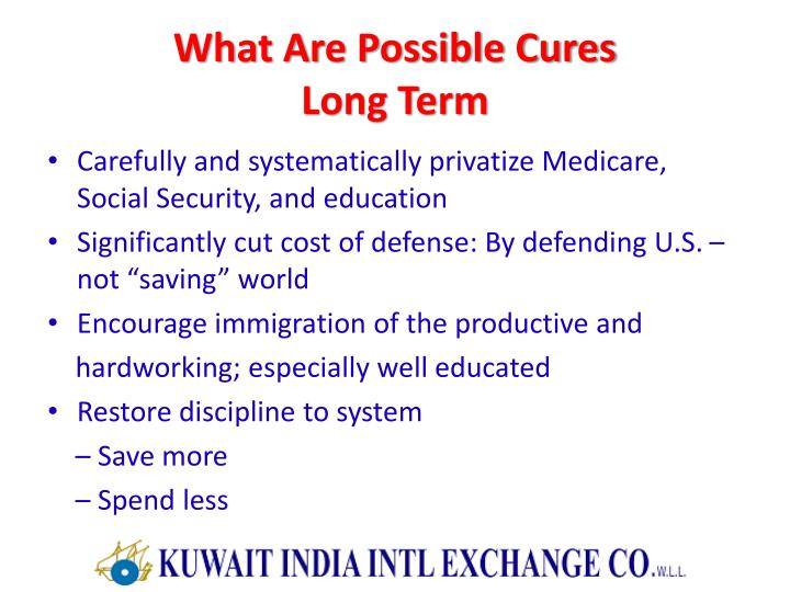 What Are Possible Cures