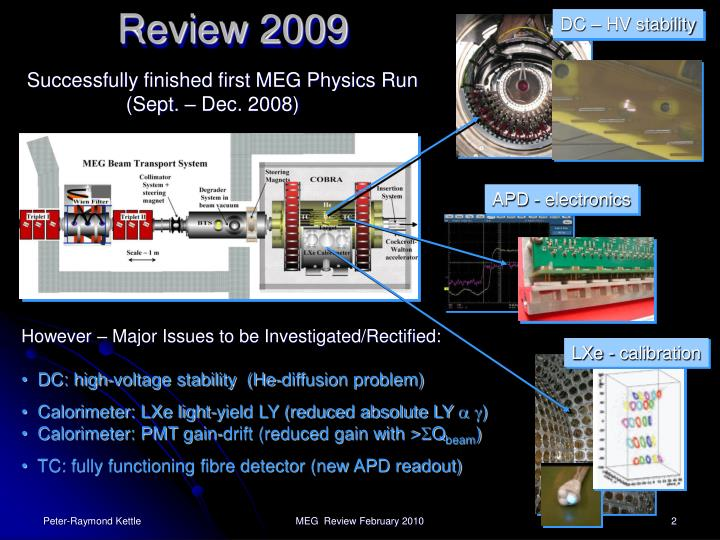 Review 2009
