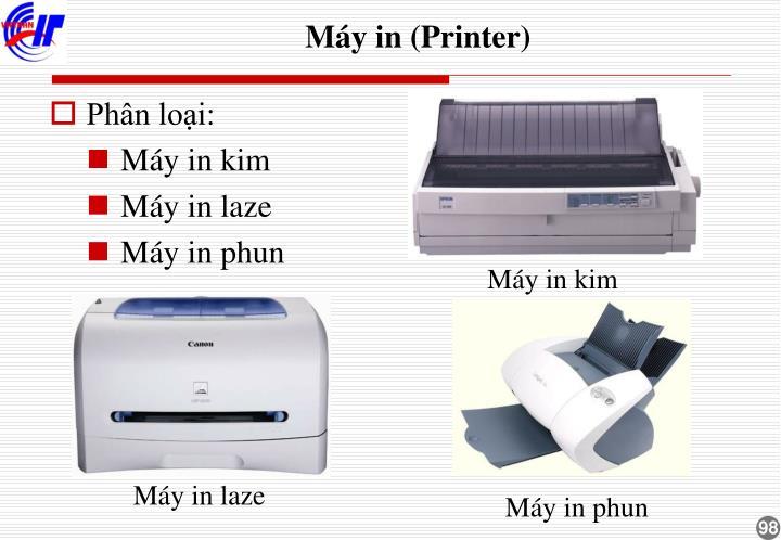 Máy in (Printer)