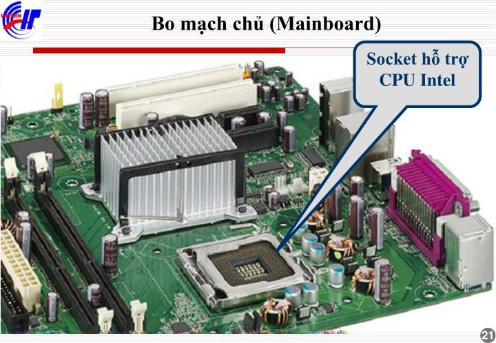 Bo mạch chủ (Mainboard)