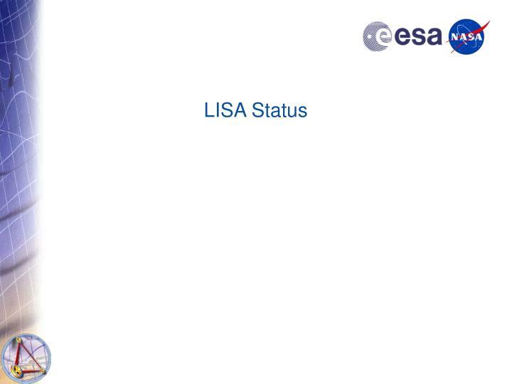 LISA Status