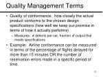 quality management terms1