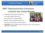 comenius projekte