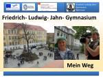 friedrich ludwig jahn gymnasium