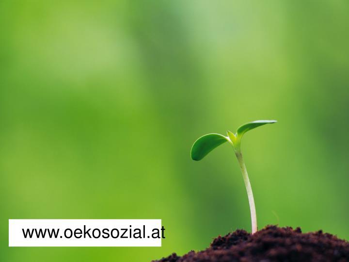 www.oekosozial.at