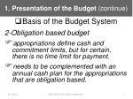 1 presentation of the budget continue3