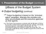 1 presentation of the budget continue7