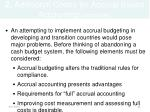 2 additional codes for accrual based accounting continue4