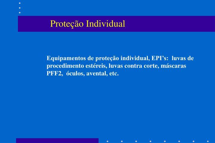 Proteção Individual
