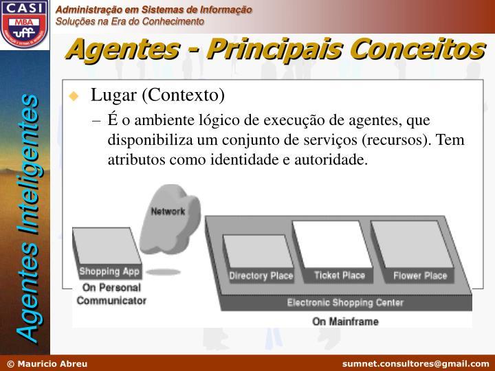 Lugar (Contexto)
