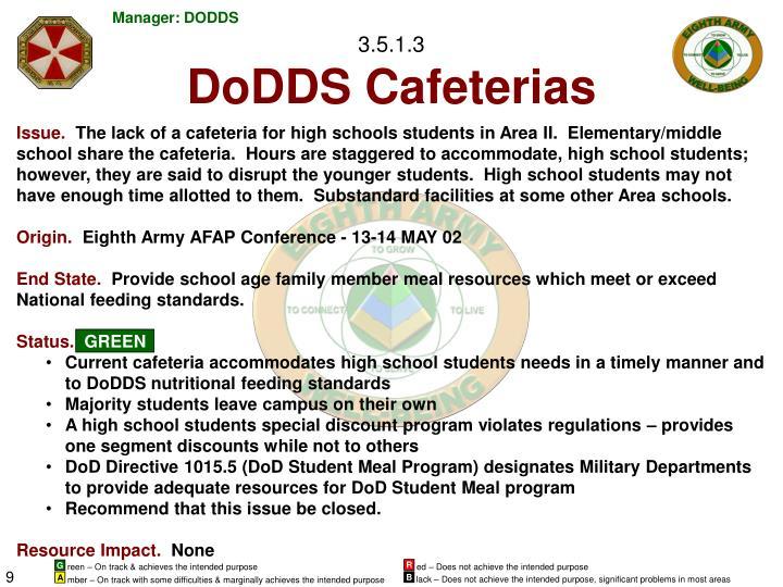 Manager: DODDS