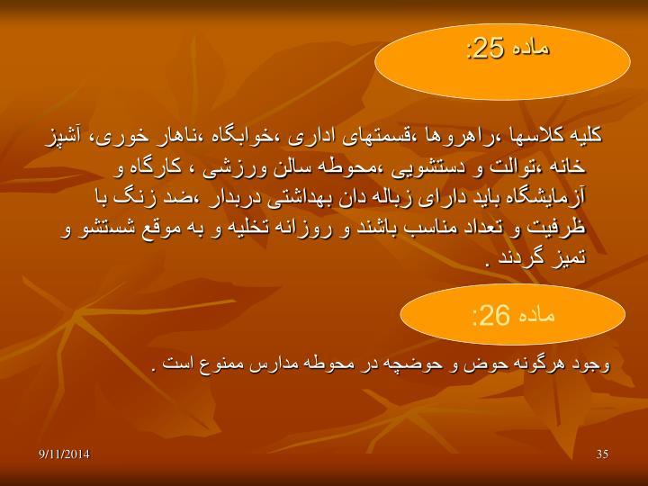 ماده 25