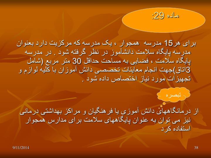 ماده 29