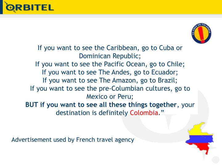 If you want to see the Caribbean, go to Cuba or Dominican Republic;