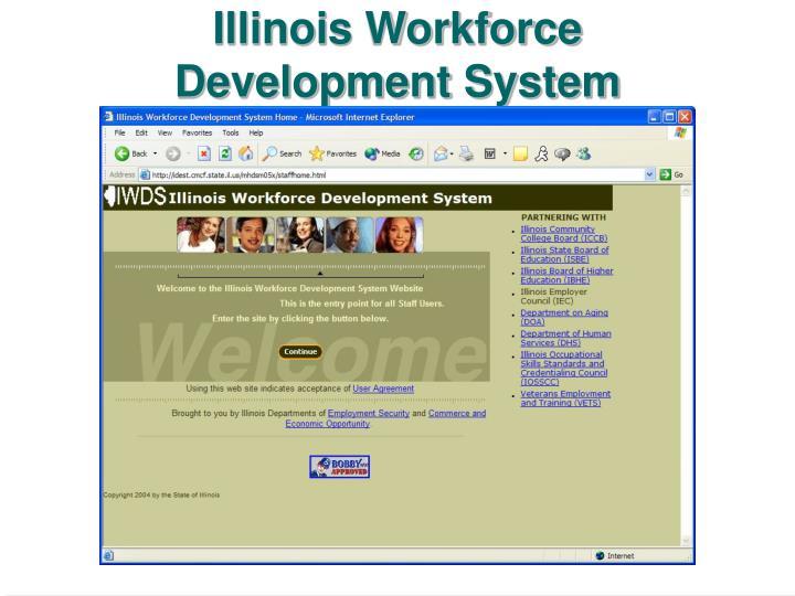 Illinois Workforce