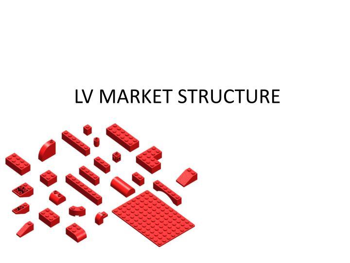 Lv market structure