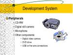 development system2
