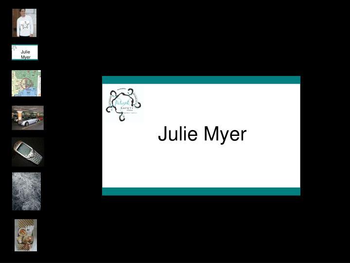 Julie Myer