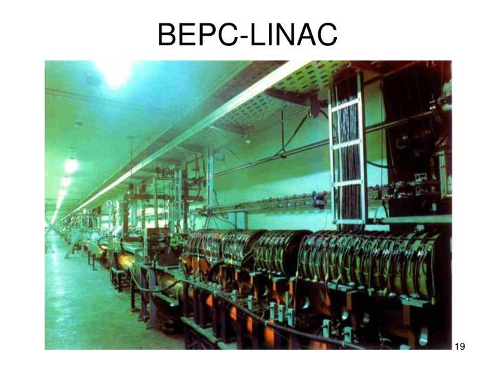 BEPC-LINAC
