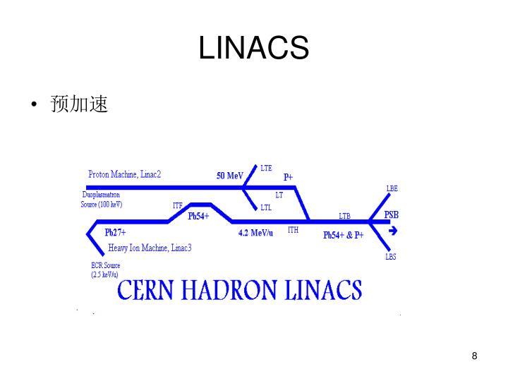LINACS
