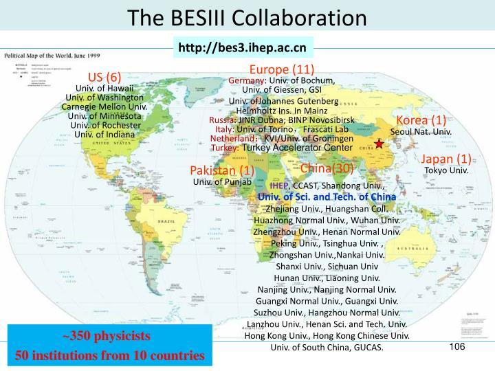 The BESIII Collaboration