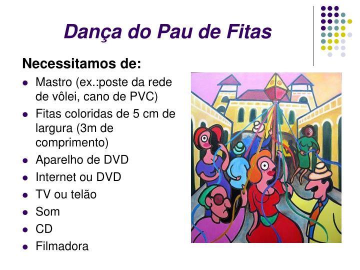 Dança do Pau de Fitas