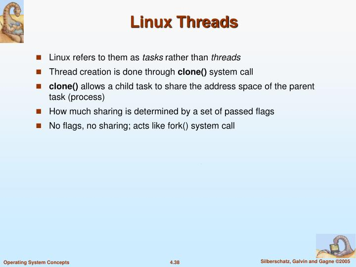 Linux Threads
