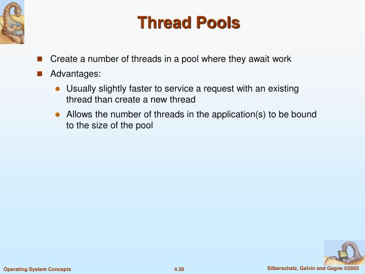 Thread Pools