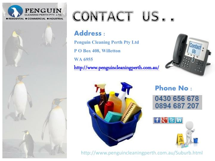 CONTACT US..