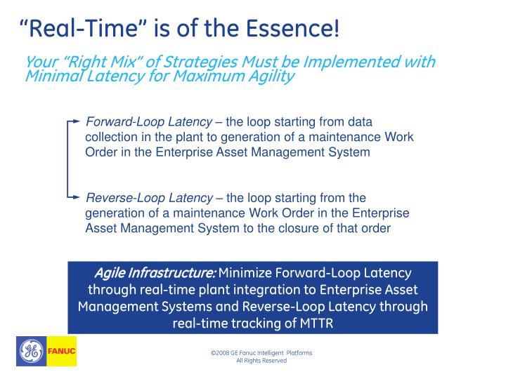 Forward-Loop Latency