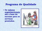 programa de qualidade1