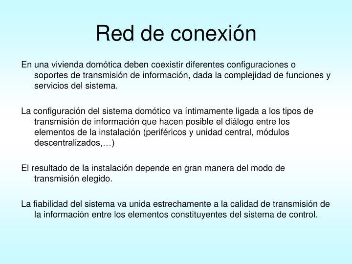Red de conexi n1