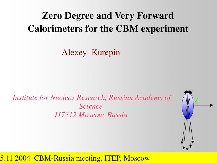 5 11 2004 cbm russia meeting itep moscow