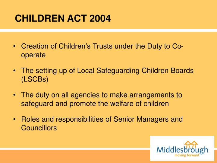 safeguarding the welfare of the child essay Working together to safeguard children (2006) - this guideline include the duties of organisations on how to work together to protect children and young people most children and young people can now access internet either at home or at school as it is a big part of the education and social life.