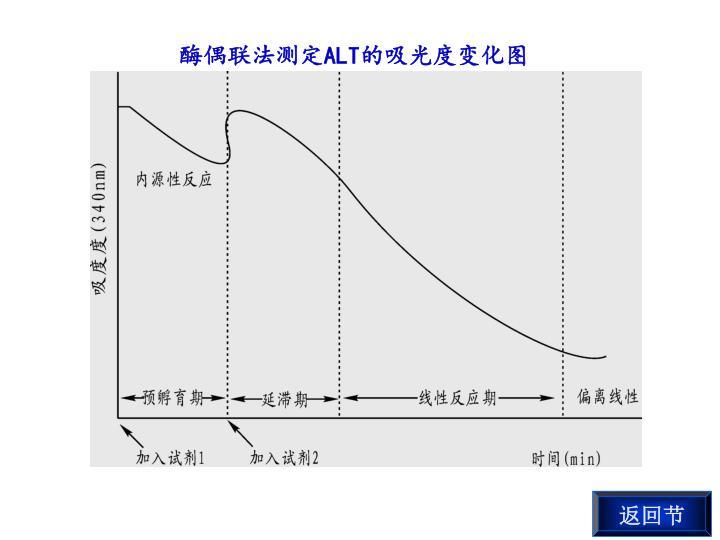 酶偶联法测定