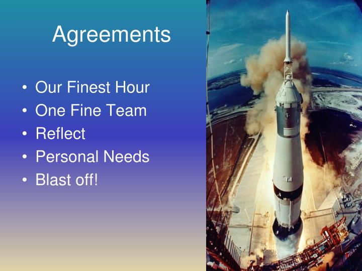 Agreements
