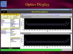 optics display