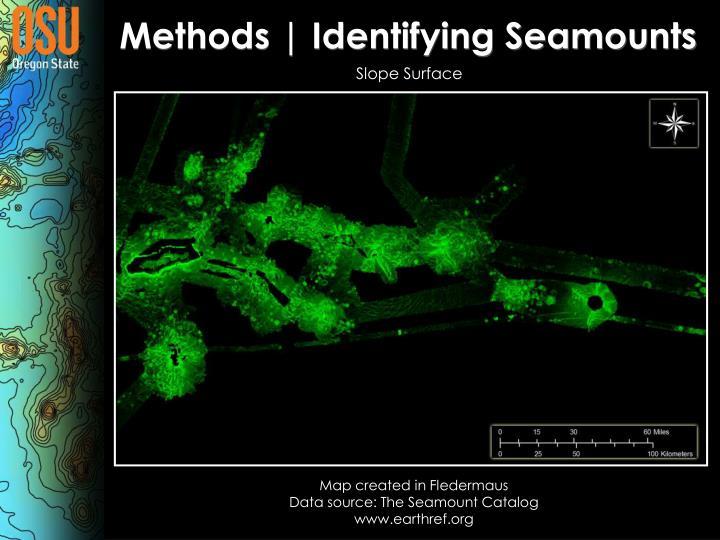Methods | Identifying Seamounts