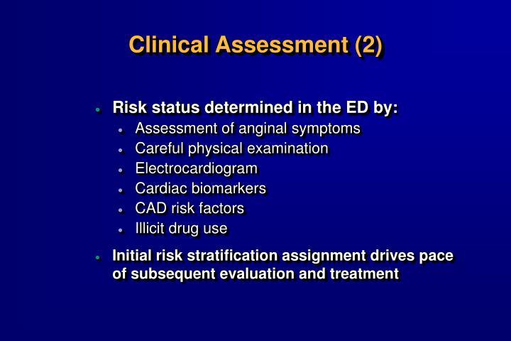 Clinical Assessment (2)