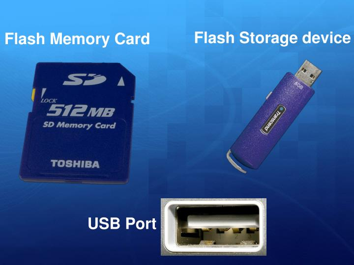 Flash Storage device