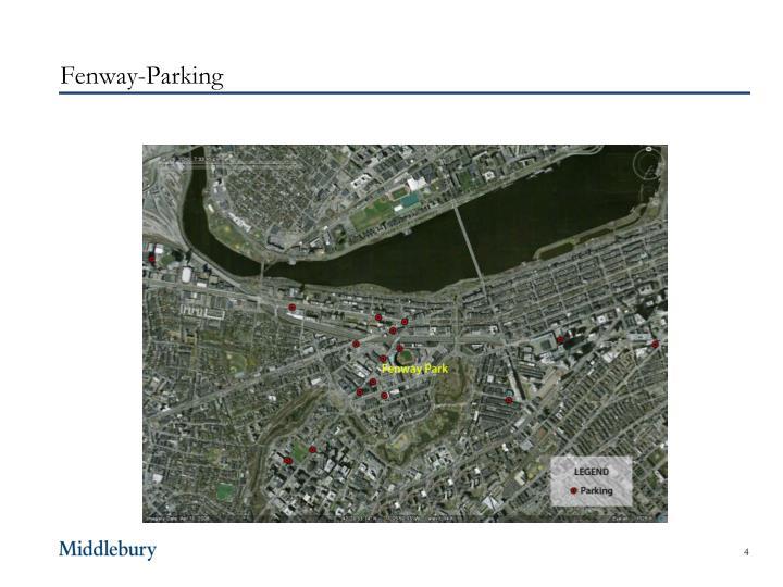 Fenway-Parking