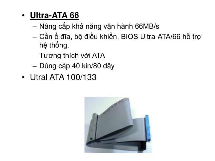 Ultra-ATA 66