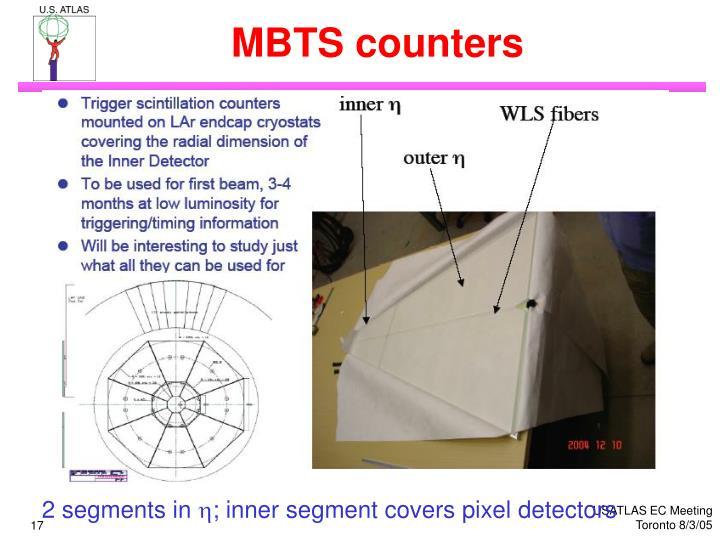 MBTS counters