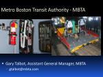 metro boston transit authority mbta1