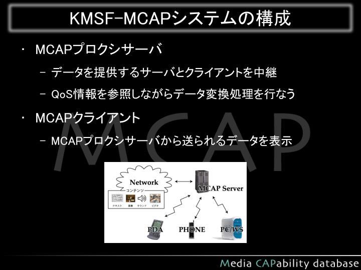 KMSF-MCAP