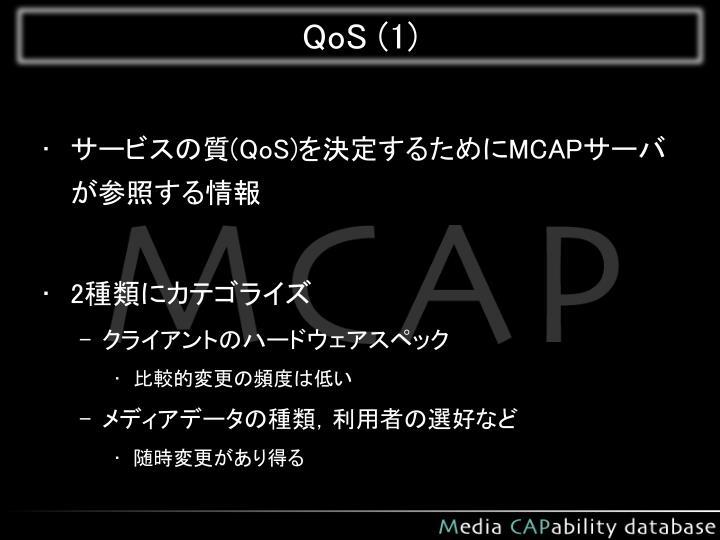 QoS (1)