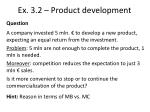 ex 3 2 product development