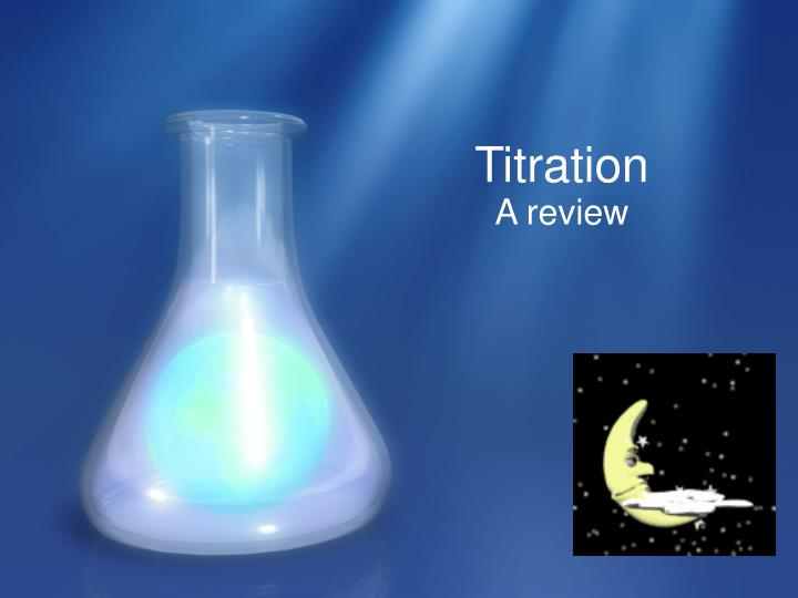 titration n.